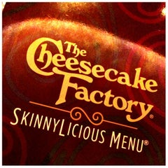 Photo taken at The Cheesecake Factory by Ron R. on 3/12/2013