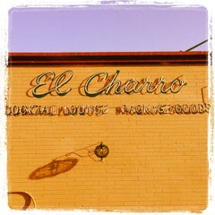 Photo taken at El Charro Restaurant and Cocktail Lounge by Chad W. on 6/16/2013
