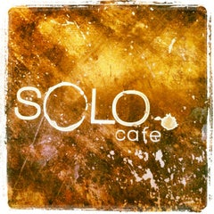 Photo taken at Solo Café by Chad W. on 9/8/2013