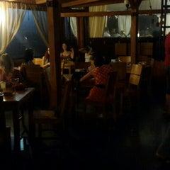 Photo taken at Ресторан на воде «Барракуда» by Erhan C. on 6/22/2015