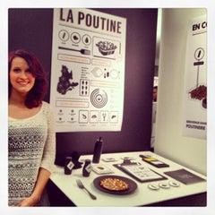 Photo taken at Pavillon Lucien-Brault (UQO) by Elise R. on 4/19/2013