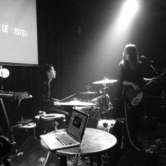 Photo taken at Revolver by Johnnie X. on 5/25/2013