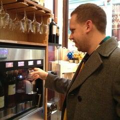 Photo taken at Loki Wine Merchant & Tasting House by Ellie L. on 1/26/2013