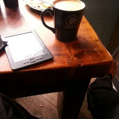 Photo taken at Coffee#1 by Nick G. on 2/11/2013