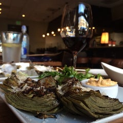 Photo taken at Vin Antico by Maile J. on 3/6/2014