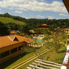 Photo taken at Hotel Fazenda Saint Nicolas by Alexandre A. on 5/4/2014