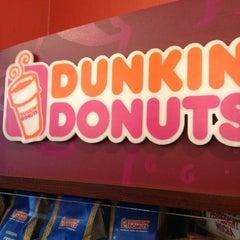 Photo taken at Dunkin' Donuts by Caroline J. on 2/17/2013