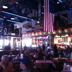 Photo taken at Portillo's by Ricardo M. on 10/28/2012