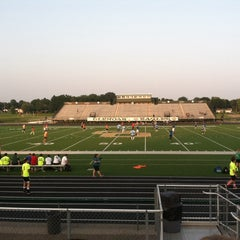 Photo taken at Bob Commings Field by Stephen S. on 7/31/2014