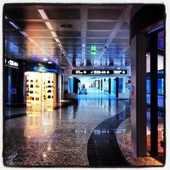 """Photo taken at Aeroporto di Milano Malpensa """"Città di Milano"""" (MXP) by Bruno d. on 7/11/2013"""