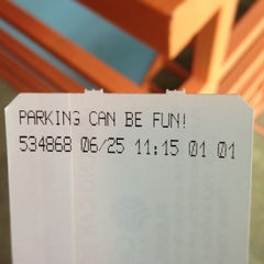 Photo taken at Parking Can Be Fun by finnious f. on 6/25/2013