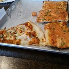 Photo taken at Basilicos Pizzeria by Tom M. on 7/2/2014
