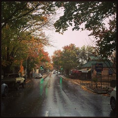 Photo taken at Hahndorf by Clinton F. on 5/2/2014