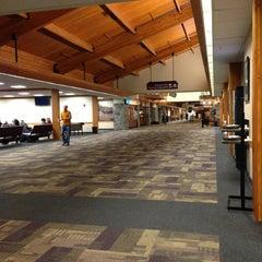 Photo taken at Bozeman Yellowstone International Airport (BZN) by Steven P. on 3/11/2013