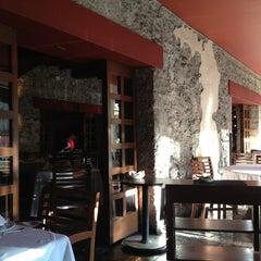 Photo taken at El Caserío Restaurante Bar by Pedro R. on 1/3/2013