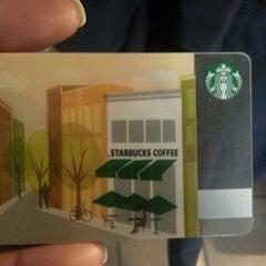 Photo taken at Starbucks by LaTanya B. on 7/12/2013