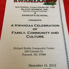 Photo taken at Richard Rodda Community Center by LaTanya B. on 12/15/2012