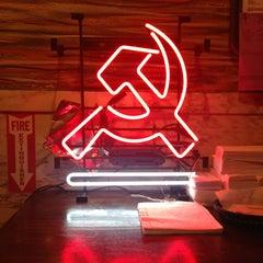 Photo taken at Czar Bar by Ryan L. on 7/12/2013