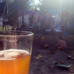 Photo taken at Salmon River Brewery by Michelle S. on 7/7/2013