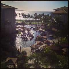 Photo taken at The Westin Ka'anapali Ocean Resort Villas by Michael S. on 3/18/2013