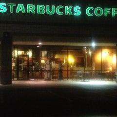 Photo taken at Starbucks by Valerie P. on 2/7/2013