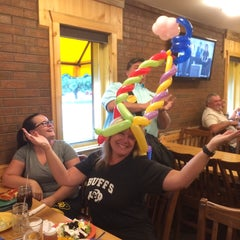 Photo taken at Beau Jo's Pizza by Carolyn H. on 9/15/2015