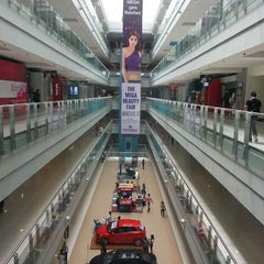 Photo taken at SM Megamall (Bldg. A) by Alexis L. on 3/14/2013