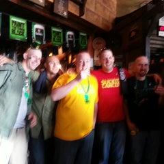 Photo taken at Fadó Irish Pub & Restaurant by Jaci V. on 3/15/2013