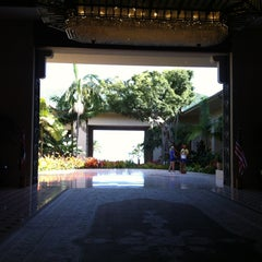 Photo taken at Grand Hyatt Kauai Resort and Spa by Piia A. on 4/17/2013