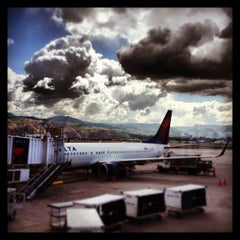 Photo taken at Salt Lake City International Airport (SLC) by Jay O. on 5/30/2013