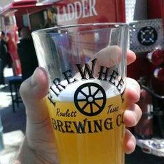 Photo taken at Firewheel Brewing Co. by Adam E. on 4/13/2013