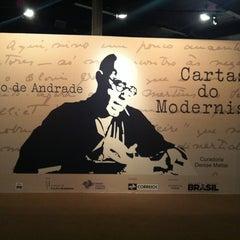 Photo taken at Centro Cultural dos Correios by Ana A. on 12/16/2012
