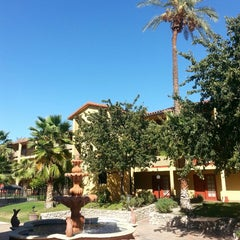 Photo taken at Embassy Suites by Hilton Palm Desert by Rachael H. on 9/18/2013