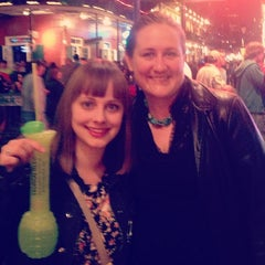 Photo taken at Bourbon Street Blues Company by Megan S. on 3/9/2014