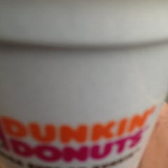 Photo taken at Dunkin' Donuts by Daisy on 2/11/2013