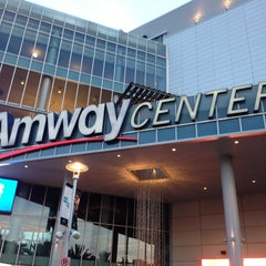 Photo taken at Amway Center by Alonzo T. on 2/27/2013
