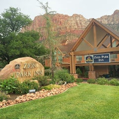 Photo taken at Best Western Zion Park Inn by Angela on 7/15/2014