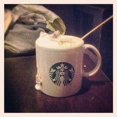 Photo taken at Starbucks by Liz G. on 6/4/2013
