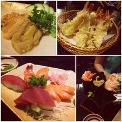 Photo taken at Omakase by Carlo S. on 10/14/2012