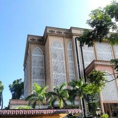 Photo taken at Jabatan Agama Islam Johor by adzmierz k. on 12/16/2013
