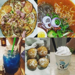 Photo taken at Maginhawa Street by Jessica B. on 7/15/2015