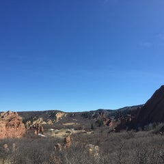 Photo taken at Roxborough State Park by Chris K. on 3/15/2015