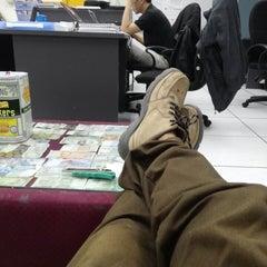Photo taken at Jabatan Penerbangan Awam (Pusat Kawalan Trafik Udara) by sam .. on 5/23/2014