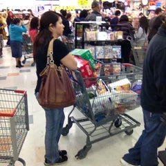 Photo taken at Superior Grocers by Nathalie on 11/22/2012