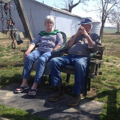 Photo taken at Grandpas Swing by Wendie R. on 4/5/2013
