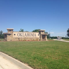 Photo taken at Oklahoma Visitor Center by Carol F. on 6/3/2015