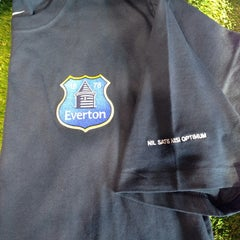 Photo taken at Everton Two Official Club Store by Phil J. on 6/10/2013