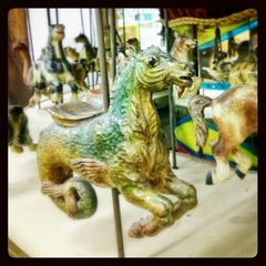 Photo taken at Albany Carousel & Museum by Alan C. on 6/29/2013