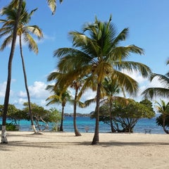 Photo taken at Sapphire Beach Marina & Resort Saint Thomas (Virgin Islands U.S.) by Edward C. on 3/12/2014