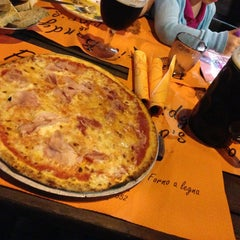 Photo taken at Pizzeria Bandy by Alexander M. on 7/2/2013